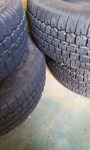 tire dhiver /winter tire tres bonne condition Gatineau Ottawa / Gatineau Area image 1