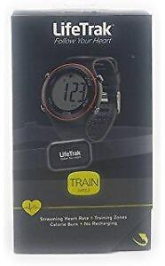 LifeTrak Watch LTK42073, 50M WATER RESISTANT, SOFT-STRAP CHEST BELT, HEART RATE, MUCH MORE $14.99