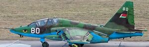 Su-25-Frogfoot-Belarus-AF-Sukhoi-Su25-Airplane-Kiln-Wood-Model-Replica-Small-New