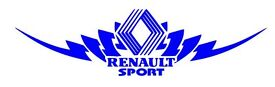 Renault sport decal