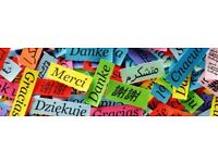 Private Language Classes (Mandarin, Russian, Egyptian Arabic, English)