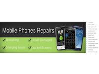 Repair phone. Tablet