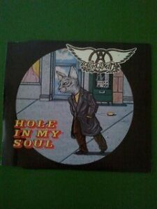 AEROSMITH-HOLE-IN-MY-SOUL-UK-4-TK-CD