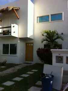 House for rent in Playa Del Carmen, 800 meters from the beach!