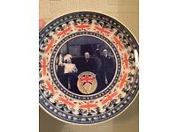 6 x Wedgewood Decorative Plates
