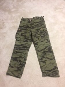 Columbia Wool Camo Hunting Pants