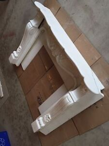 MARBLE FIREPLACE SURROUND ***BEST OFFER*** London Ontario image 2