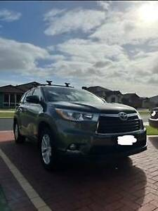 2015 Toyota Kluger Gx (4x2) 6 Sp Automatic 4d Wagon