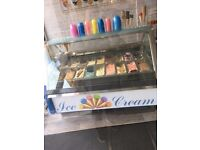Orion 18 Napoli Ice Cream Display (Freezer/Cabinet)