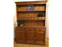 Get the Country Kitchen look with this wonderful dresser