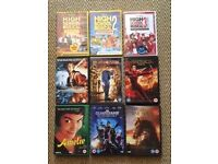 INCREDIBLE SELECTION OF KIDS MOVIES, CARTOONS AND TV SHOWS IN MINT CONDITION