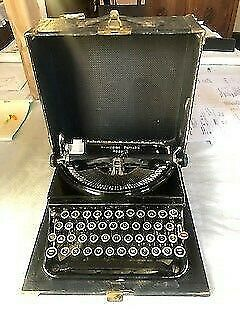Remington Portable Model 5 Typewriter