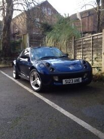 Smart Coupe roadster