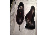 Ladies Ecco walking shoe size 37