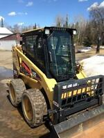 Landscaping, Trenching, Tree/Stump removal, Backhoe and Fencing.