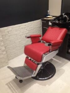 New Styling chairs, barber chairs & Hair salon furniture