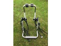 Clip On Car Bike Rack - 4 Bikes