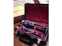 Clarinet - Yamaha YCL-26II- Excellent condition - BOXED