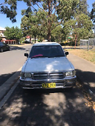 1995 Toyota Hilux Kellyville The Hills District Preview