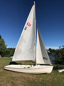 CL 14 Sailboat