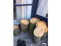 NEEDED - Joiner/Carpenter/Woodworker who can slice my logs of wood (possibly with a band saw)