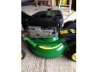 """John Deere JS63VC Lawn Mower/Mulcher 21"""" Cut"""