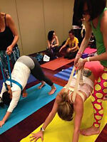 Private and Corporate Yoga in the GTA that comes to you!