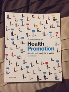 Foundations for Health Promotion - 4th Edition
