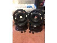 Wheel Rims & Hub Caps