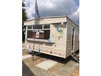 Cheap 3 bedroom family holiday home/ caravan, Mersea Island, Essex