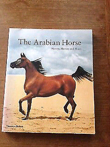 ARABIAN HORSE BOOK!!!