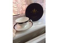 Fine China Teacup and saucer