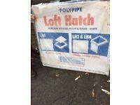 Loft hatch - brand new