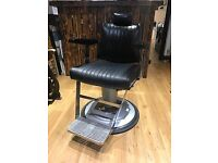 Belmont Dainty Barber Chairs x 4 For Sale