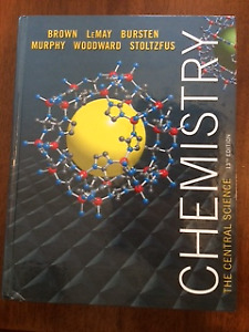 Chemistry the Central Science 13th edition