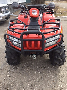 2007 Arctic Cat and Trailer