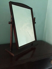 Table Standing Mirror (Stag Furniture)