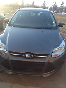 2014 Ford Focus Hatchback with Extended service plan