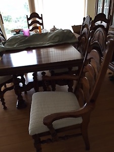 Dining Room Suite  Reduced!  $300