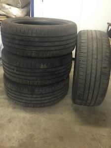 4 pneu usage eté 225/50R/18