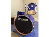 Yamaha YD Series Shell Pack in great condition (3 drums)
