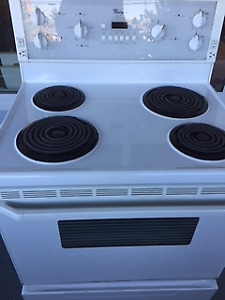 Whirlpool Stove (Self clean oven)