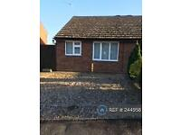 2 bedroom house in Ludbrook Close, Needham Market, Ipswich, IP6 (2 bed)