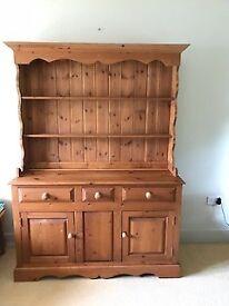 Solid pine dresser, excellent condition