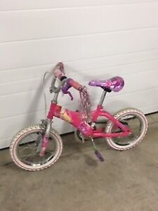 Youth Bike - Pink