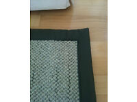 Pure new wool rug plus house clearance of furniture this weekend!! See below.