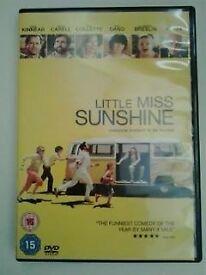 LITTLE MISS SUNSHINE DVD EXCELLENT CONDITION