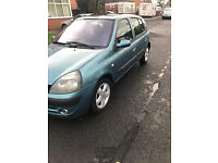 Renault, CLIO, Hatchback, 2003, Manual, 1149 (cc), 5 doors