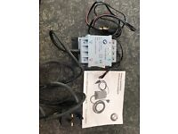 GENUINE BMW MOTORBIKE BATTERY CHARGER