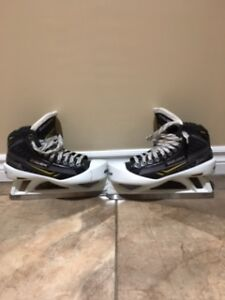 Bauer One.9 Goalie Skates 8.5 EE New